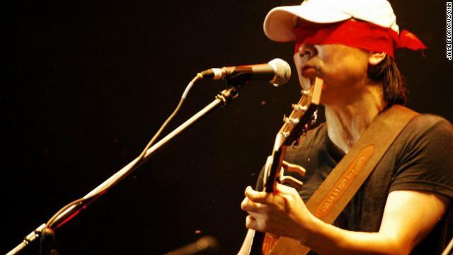 Cui Jian China Rocker Cui Jian declines to sing at Lunar New Year