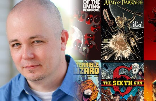 Cullen Bunn Cullen Bunn writer of The Sixth Gun Deadpool Nerd For A Living