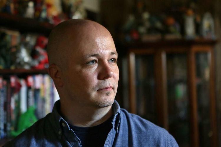 Cullen Bunn Local comic book writer balances internal external action