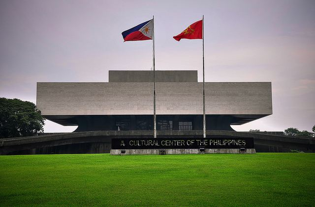 Cultural Center of the Philippines History Cultural Center of the Philippines