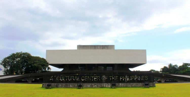 Cultural Center of the Philippines Cultural Center of the Philippines