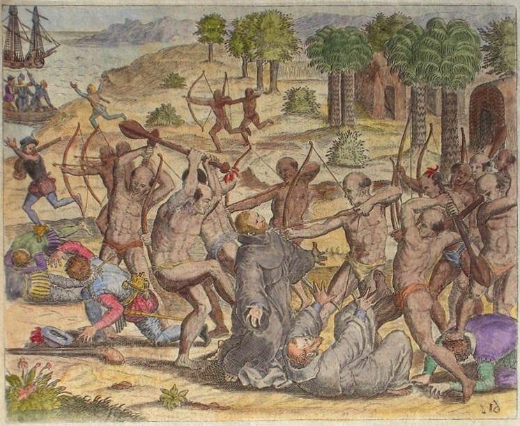 Cumana in the past, History of Cumana