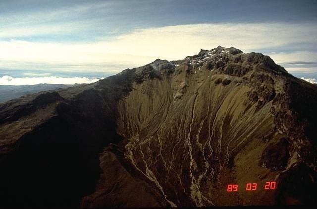 Cumbal Volcano