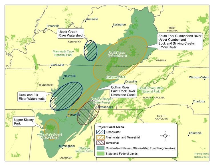 Cumberland Plateau - Alchetron, The Free Social Encyclopedia