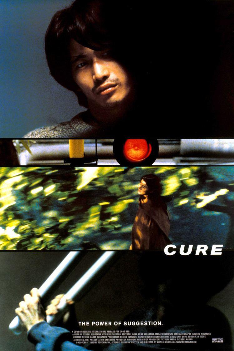 Cure (film) wwwgstaticcomtvthumbmovieposters73158p73158