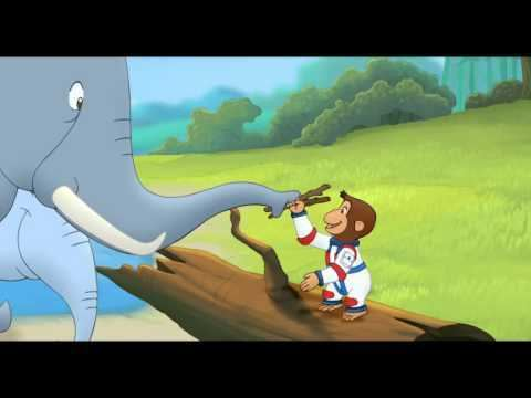 Curious George 3: Back to the Jungle Curious George 3 Back to the Jungle Sneak Peek Own it on DVD 6