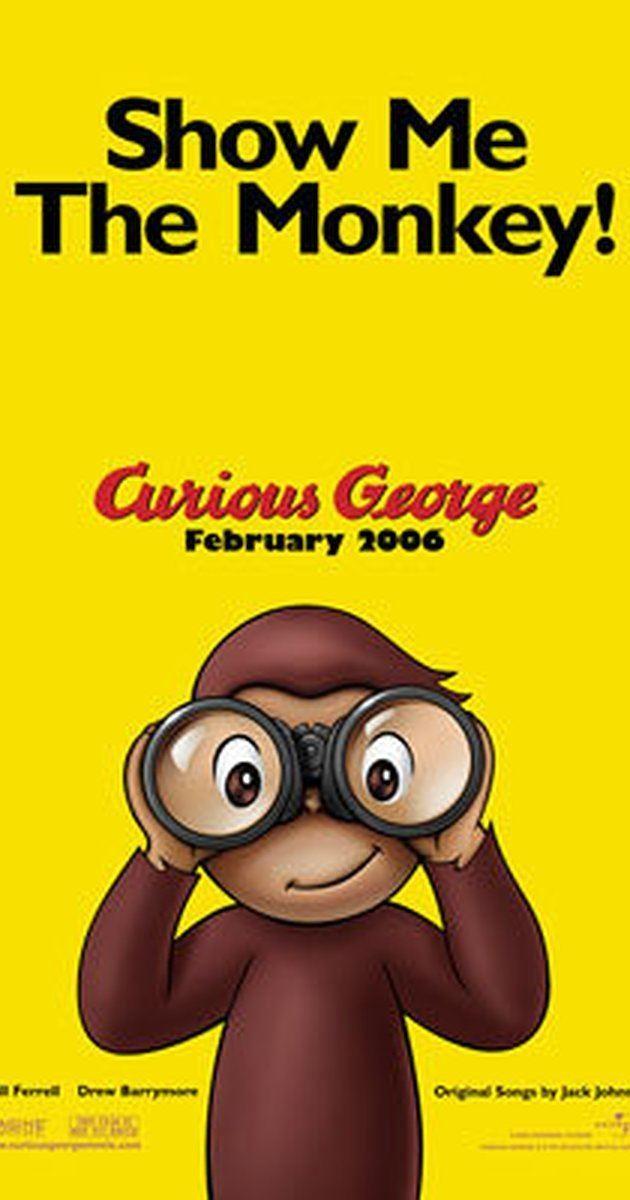 Curious George (film) Curious George 2006 IMDb