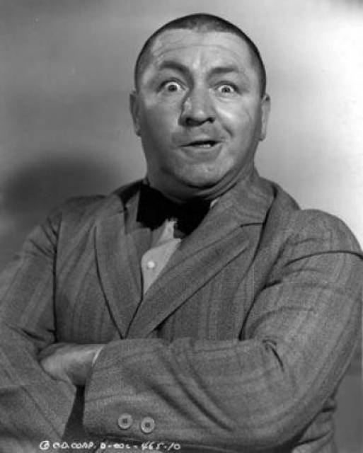 Curly Howard Curly Howard Character Giant Bomb
