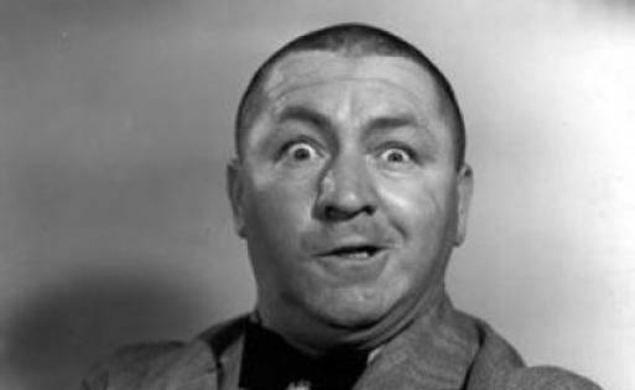 Curly Howard Out Of The Past Curly Howard was born on this date in