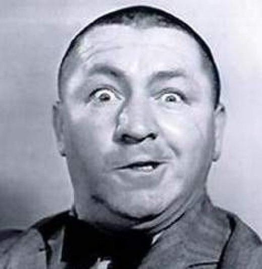 Curly Howard Curly Howard Travalanche