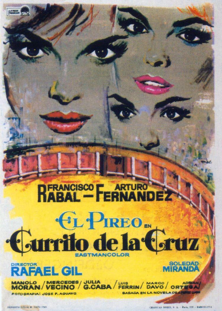 Currito of the Cross (1965 film) cartelesmixesimagesCartelesCcurritodelacruz650