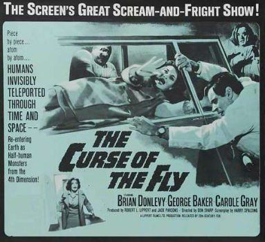 Curse of the Fly Column The Vault of Secrets Curse of the Fly 1965 Innsmouth