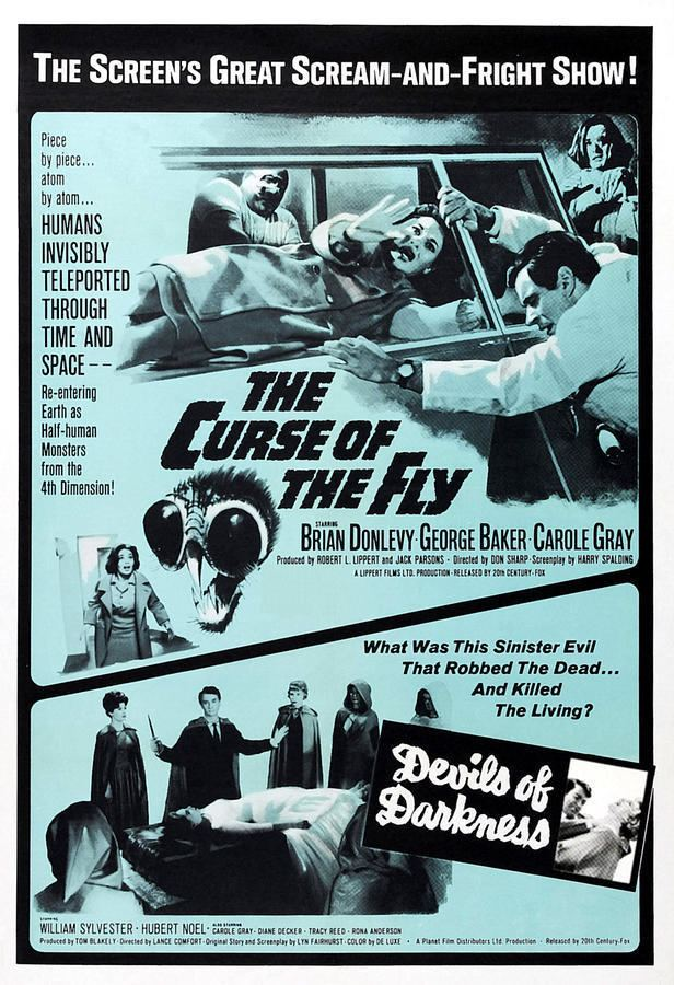 Curse of the Fly Curse of the Fly 1965 HORRORPEDIA