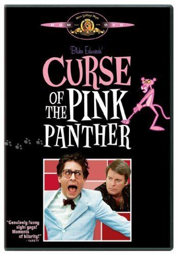 Curse of the Pink Panther Amazoncom CURSE OF THE PINK PANTHER DVD MOVIE Movies TV