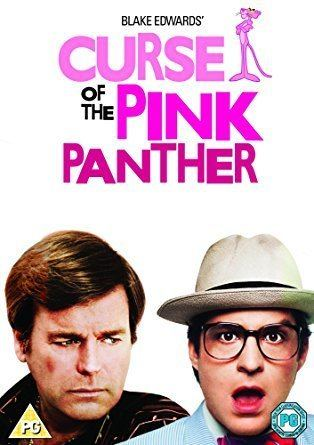 Curse of the Pink Panther Curse Of The Pink Panther DVD Amazoncouk David Niven Robert