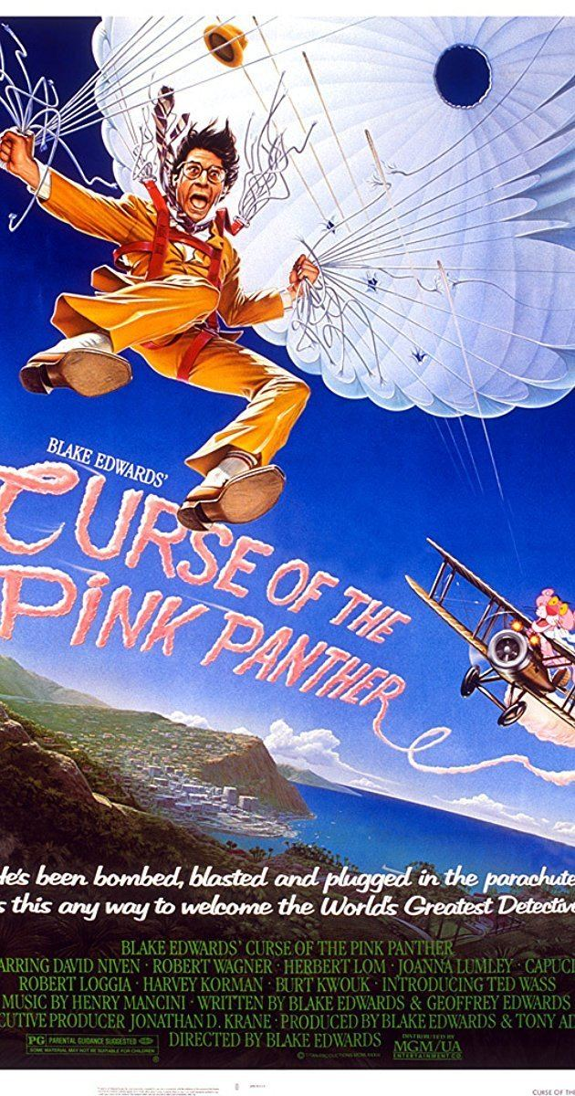 Curse of the Pink Panther Curse of the Pink Panther 1983 IMDb