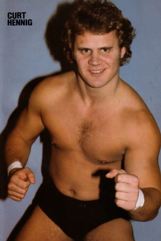 Curt Hennig 125 best Mr Perfect Curt Hennig images on Pinterest Wrestling