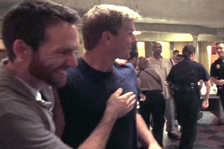 Curtis Lemansky The Shield Season 6 Prequel Photo Gallery Death of Curtis Lemansky 22