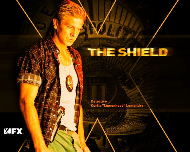 Curtis Lemansky Kenny Johnson images Kenny Johnson as Curtis Lemansky in 39The Shield