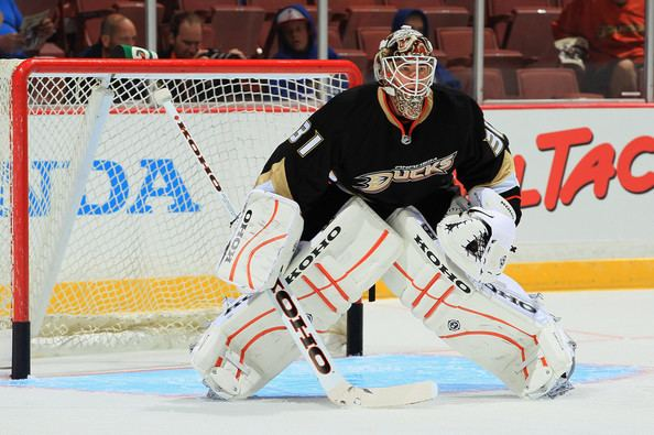 Curtis McElhinney Curtis McElhinney ReUpped In Columbus The Hockey House
