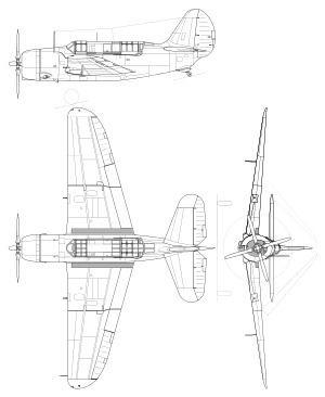 Curtiss SB2C Helldiver Curtiss SB2C Helldiver Wikipedia