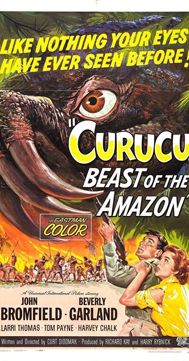 Curucu, Beast of the Amazon Curucu Beast of the Amazon 1956 IMDb
