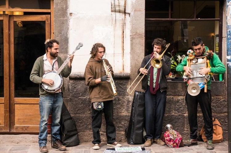 Cusco (band) Kutcher in Peru Pt 1 Cusco Saga Outerwear