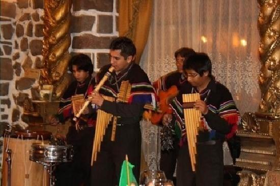 Cusco (band) the band Picture of 4 Gallos Restaurant Cusco TripAdvisor