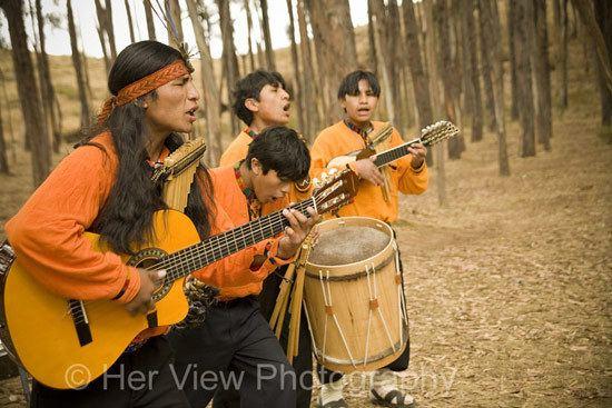 Cusco (band) Story of my journey to Peru 2007