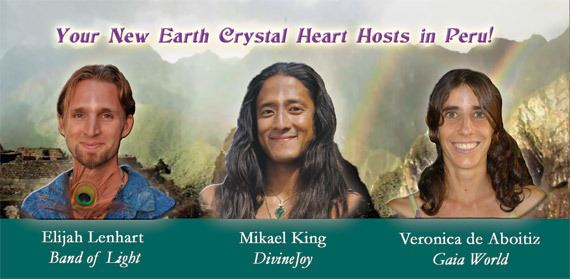 Cusco (band) New Earth Crystal Heart Journey in Cusco Peru 2011 DivineJoy