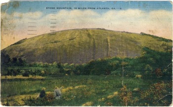 Cusseta, Georgia in the past, History of Cusseta, Georgia