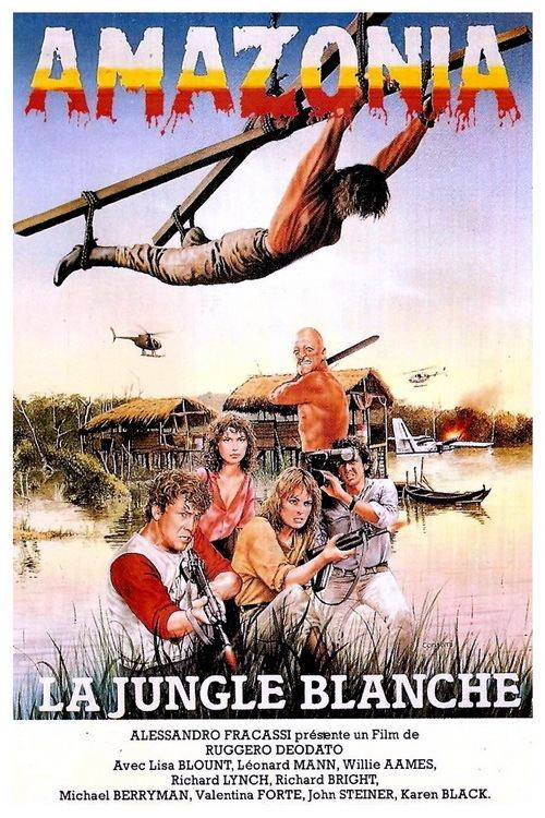 Cut and Run (film) CINEMATIC SHOCKS Cut and Run 1985
