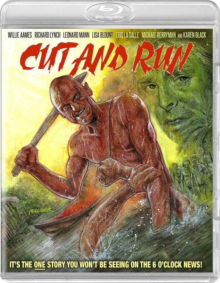 Cut and Run (film) Code Red Ruggero Deodatos Cut and Run Prepped for Bluray