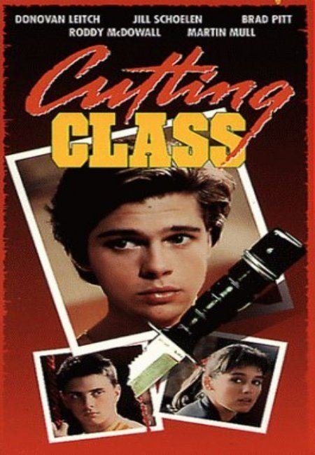 Cutting Class Cutting Class 1989 Whodunit Horror Movie Review Scared Stiff