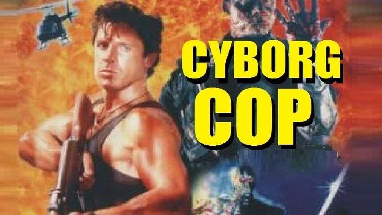 Cyborg Cop Teddy Does CyBorg Cop YouTube