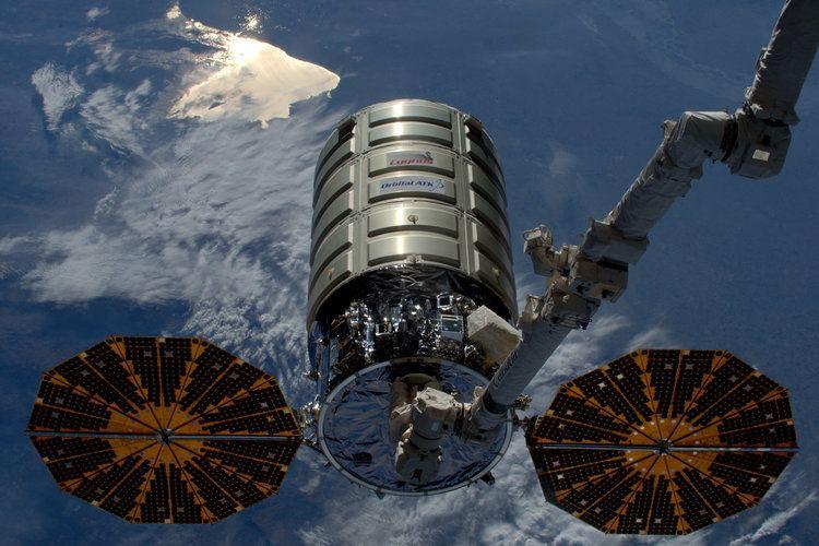 Cygnus (spacecraft) Cygnus Spacecraft Attached to Space Station39s Unity Module NASA