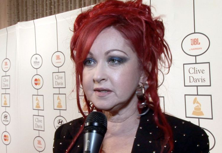 Cyndi Lauper Cyndi Lauper is working on a new musical Songwriter wins