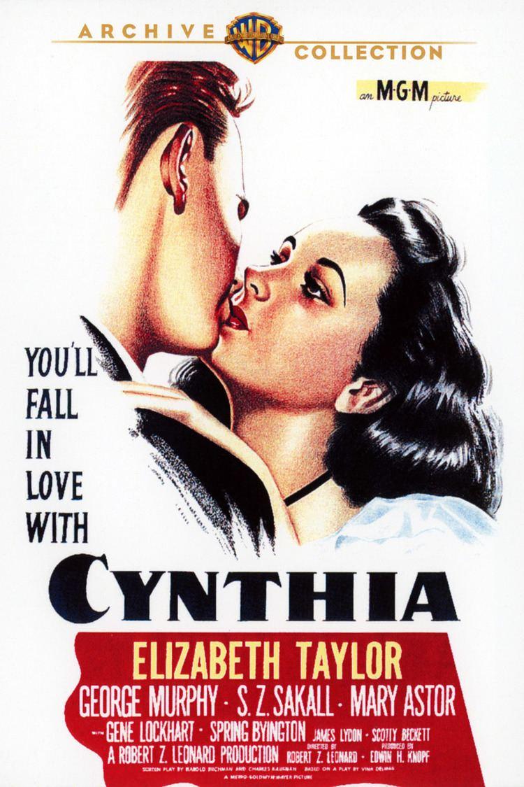Cynthia (film) wwwgstaticcomtvthumbdvdboxart5626p5626dv8