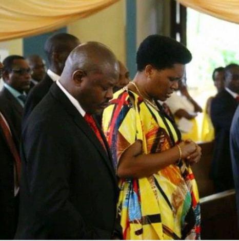 Cyprien Ntaryamira Burundi 22me anniversaire de la mort du Prsident Feu Cyprien