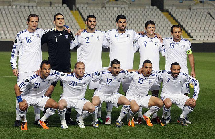 Cyprus national football team - Alchetron, the free social ...