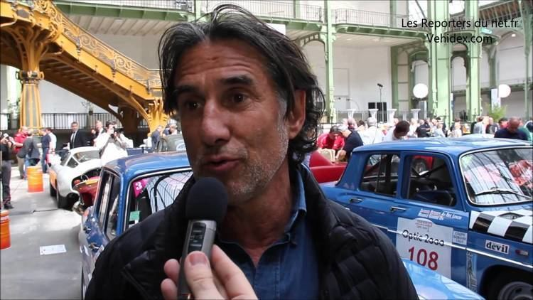 Cyril Neveu Cyril Neveu Visiteur au Grand Palais pour le Tour Auto