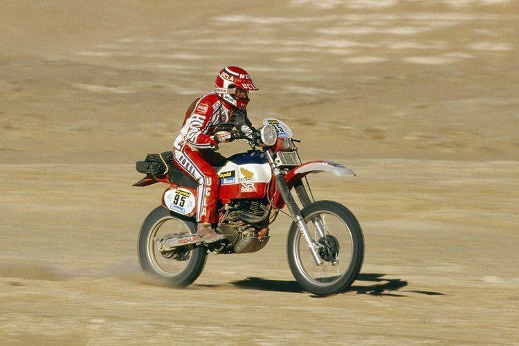 Cyril Neveu Dakar On The Horizon Enduro360com
