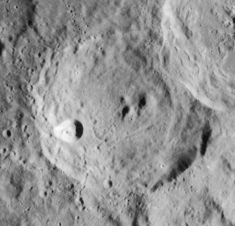 Cyrillus (crater)