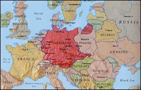 Czechoslovakia Czechoslovakia