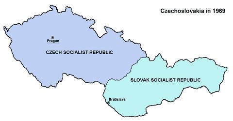 Czechoslovakia Communism in Slovakia Czechoslovakia SlovakRepublicorg