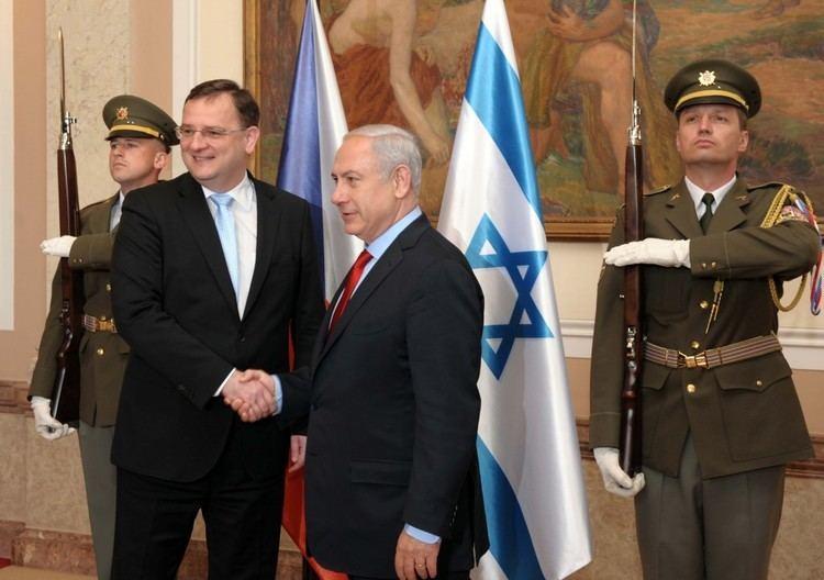 Czechs Settlement plans 39obnoxious39 says Czech foreign minister The