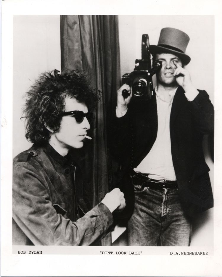 D. A. Pennebaker Born On This Day July 15 1925 Michael J Cinema