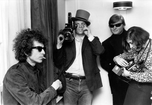 D. A. Pennebaker Bob Dylan amp DA Pennebaker Music Prints Sonic Editions