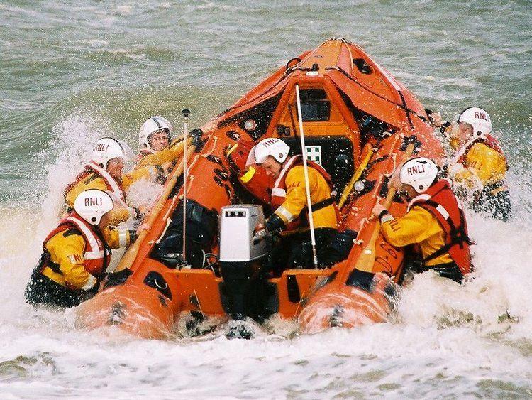 D-class lifeboat (IB1)