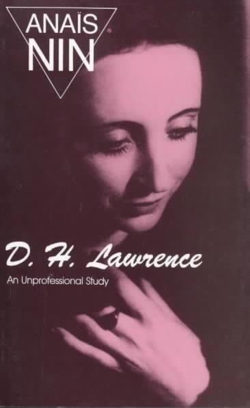 D. H. Lawrence: An Unprofessional Study t0gstaticcomimagesqtbnANd9GcTnj06razcZ4Q0F5a